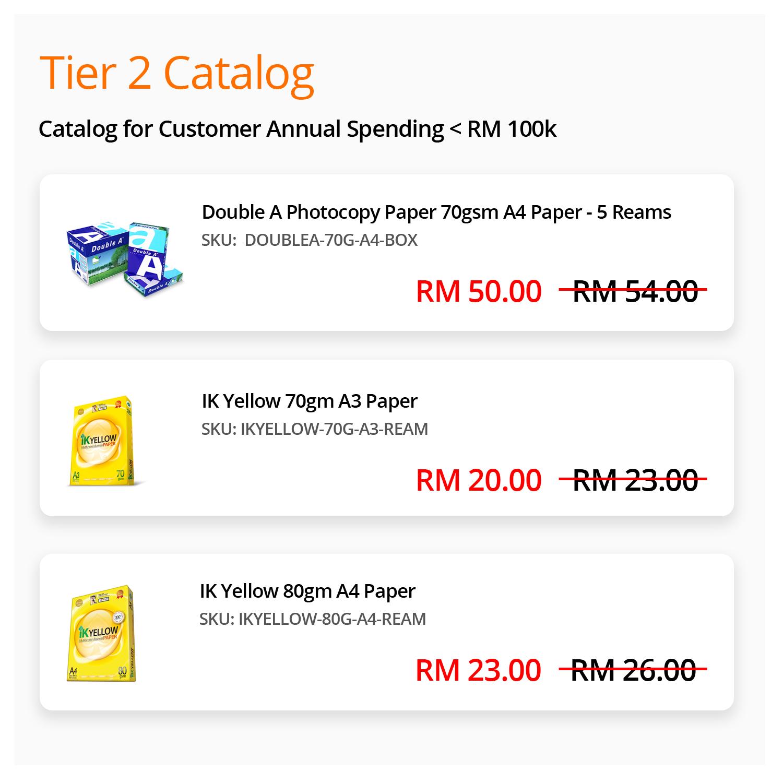 Tier-2-Catalog